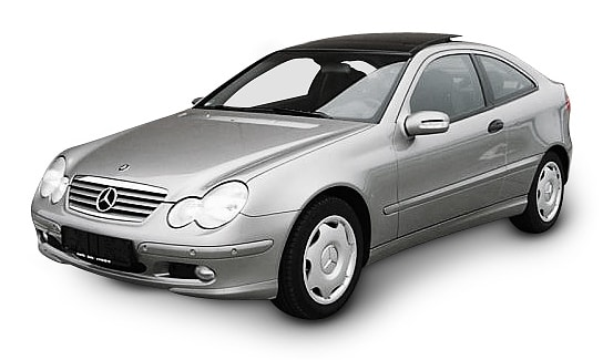 Mercedes C220 CDI (611 ENGINE) 2001-2002