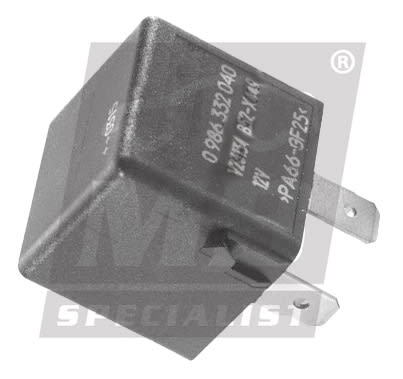 002 542 7219: RELAY AIRSPRING AND OTHERS for Mercedes 230 454 (SL 280)