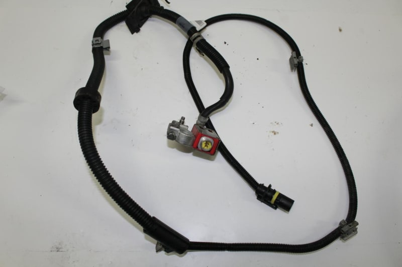 204 440 2413 B: ELECTRICAL WIRING HARNESS for Mercedes Wiring B on