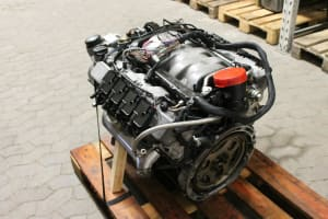 113 010 5902 037721: ENGINE 113 986 W220 S55 AMG for