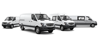 Special Offers: Lease and Finance | Mercedes-Benz Vans