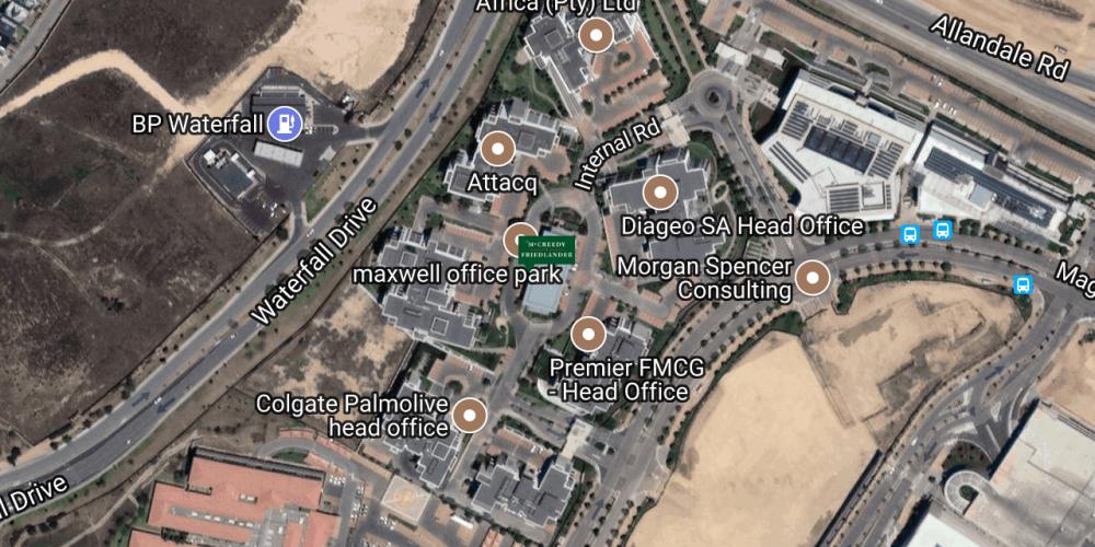 Maxwell Office Park - Mac Mac House