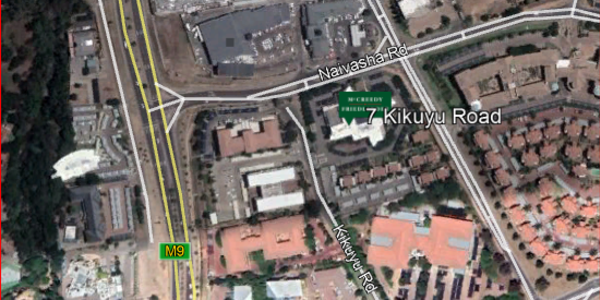 7 Kikuyu Road