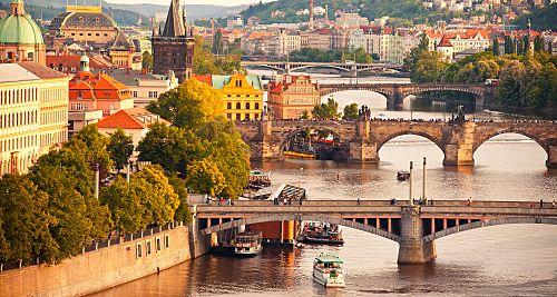 Sweden → Germany → Czech Republic → Morocco