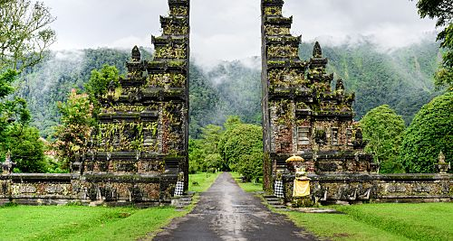 Indonesia → Singapore → Vietnam → Thailand