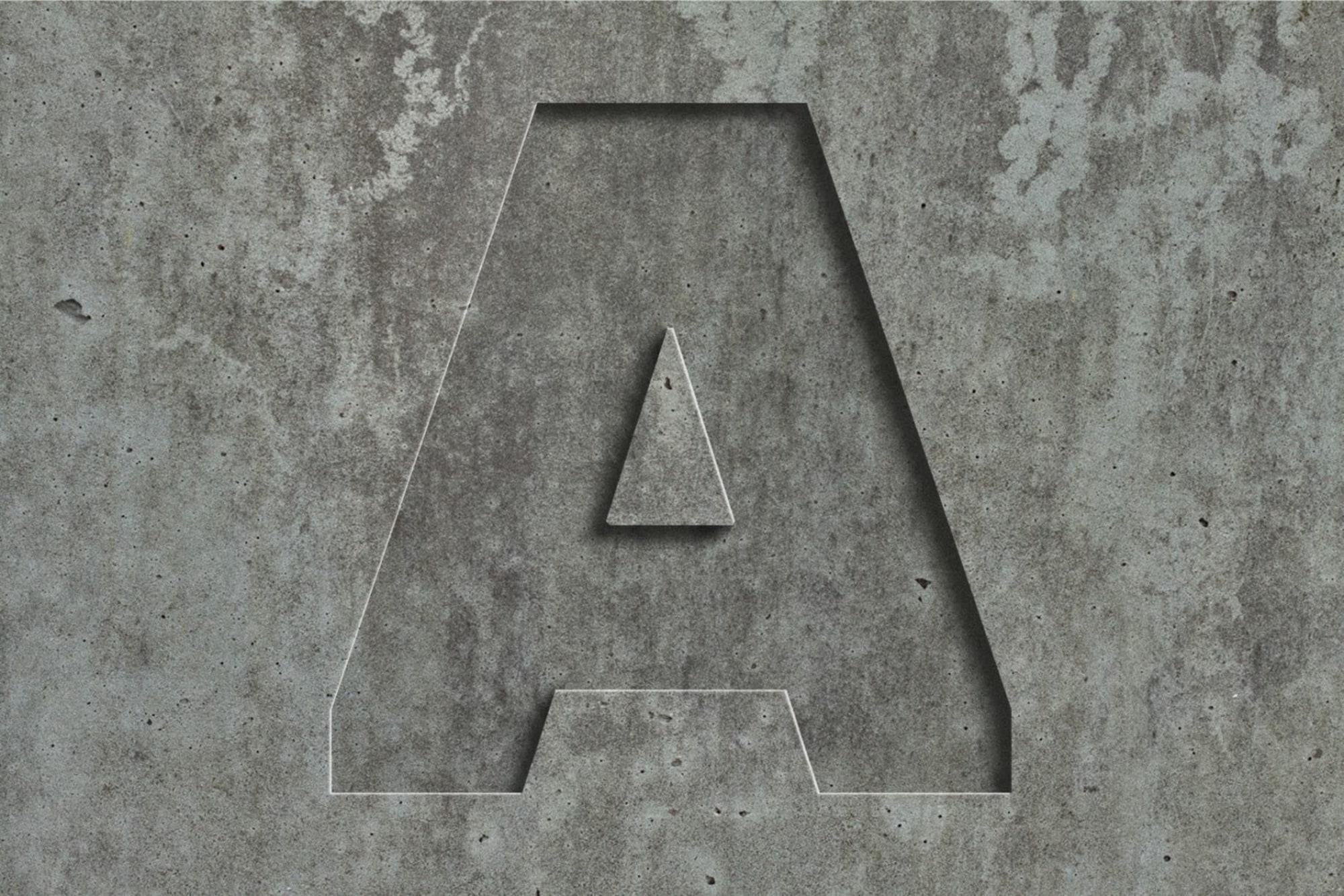Adineue CHOP typeface