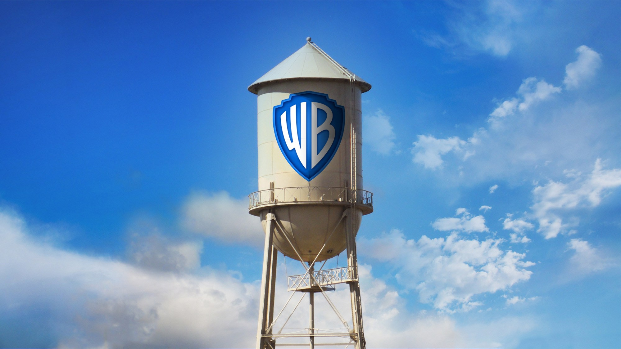 <p>New Warner Bros. font and logo! Designed with Pentagram</p>