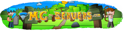 Minecraft Servers List Logo