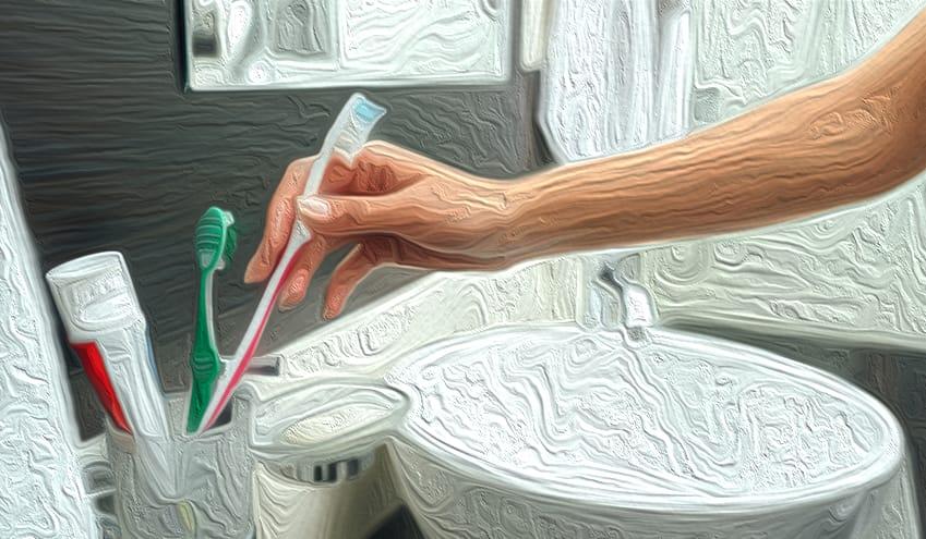 Bleeding Gums from Toothbrush