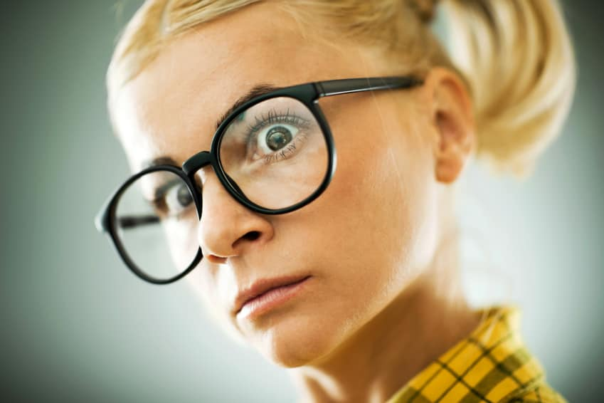 Are Your Glasses Making You Look Bad?