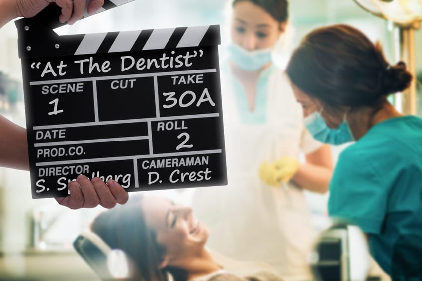 Dentists in Movies and on TV
