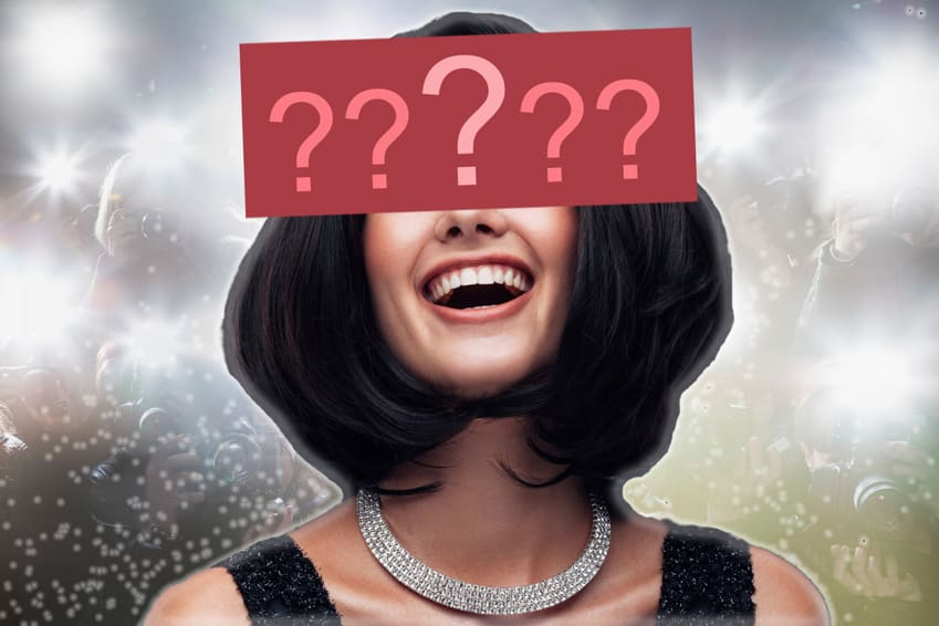 Celebrity Smile Quiz II – The Big Challenge