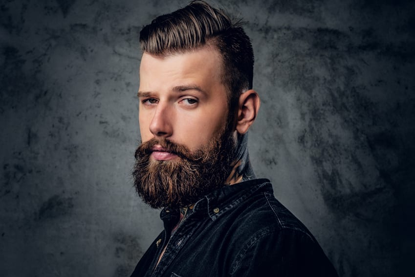 Guys! 7 Tips to Make Your Beard Grow Faster!