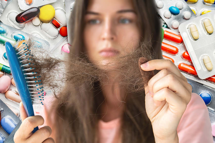 Drugs and Hair Loss