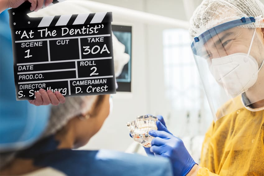 I'm Not A Dentist, But I Play One On TV (Or In The Movies) – Revisited