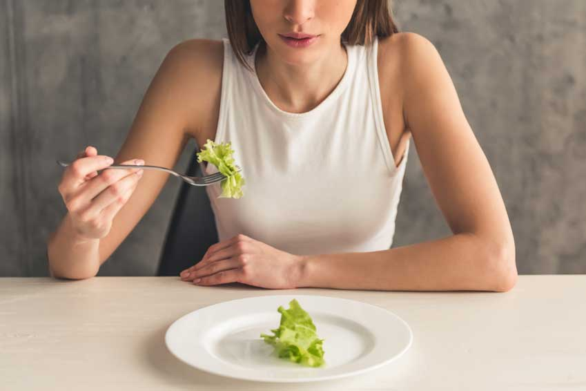 Eating Disorders and Dental Health