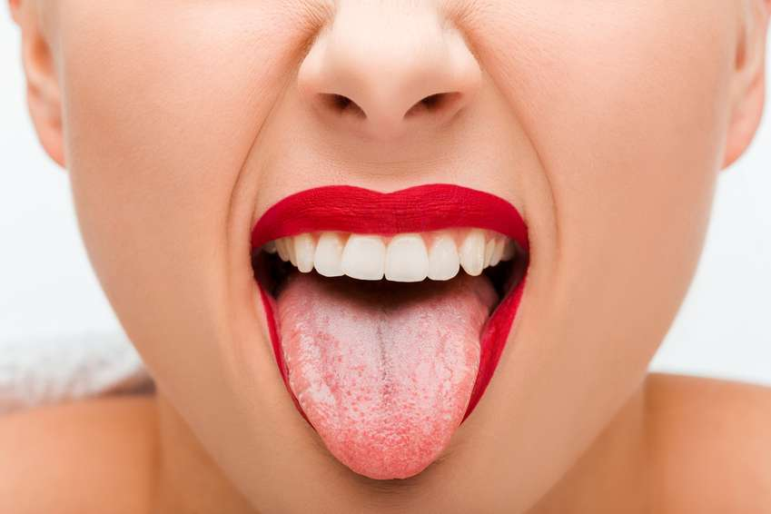 Why Tongue-Cleaning Is No Gag!