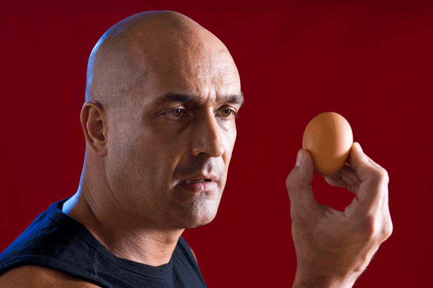 Quiz! Bald Heads Or Boiled Eggs? Now These Are Tough Ones!