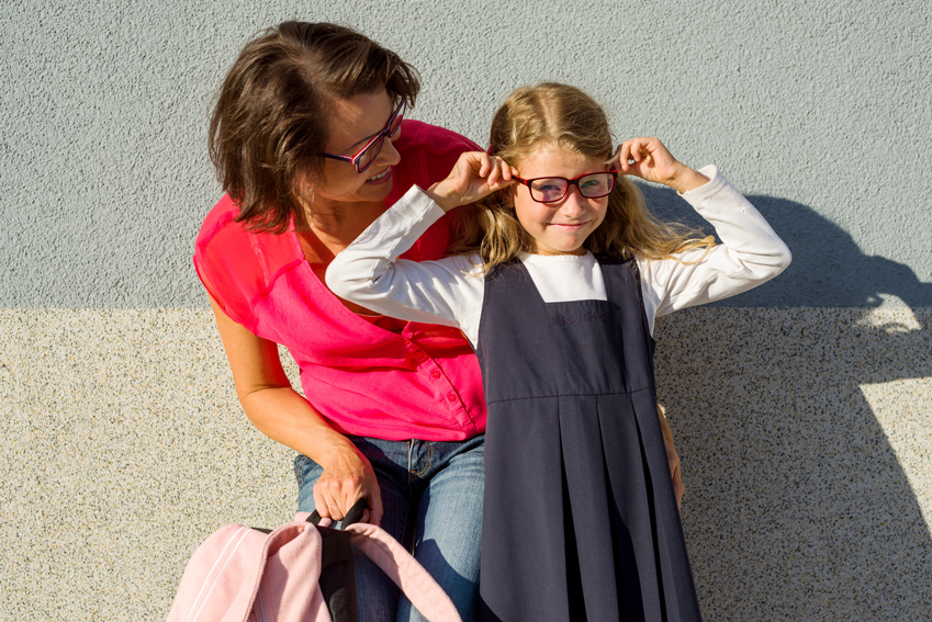 How to Help Choose the Best Glasses for Your Kids