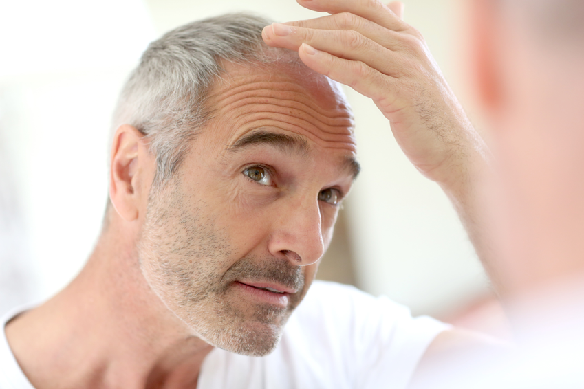 Question: How Do Hormone Changes Contribute To Hair Loss?