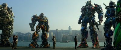 Transformers: La fin absolue du monde