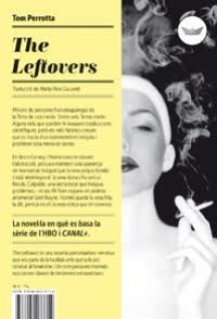 The Leftovers - Portada libro