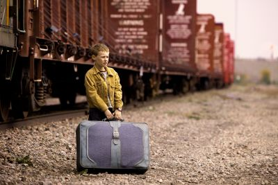El extraordinario viaje de T. S. Spivet