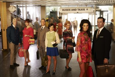 Mad Men, quiero ser artista
