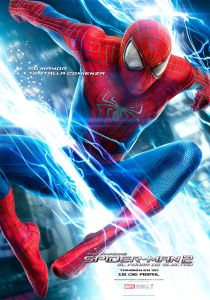 The Amazing Spiderman 2 (cartel)