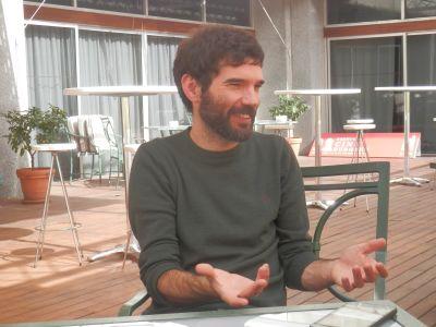 Entrevista Ángel Santos: 'Las altas presiones'