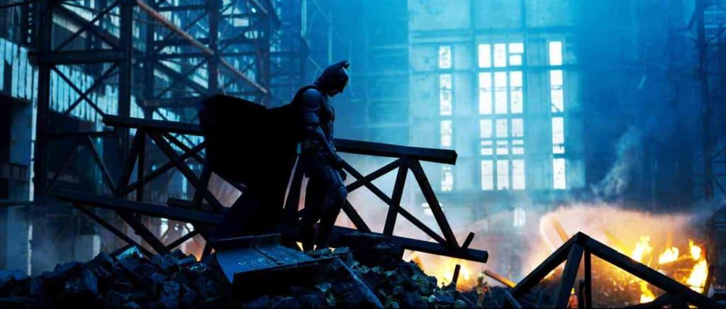 Christopher Nolan - The Dark Knight