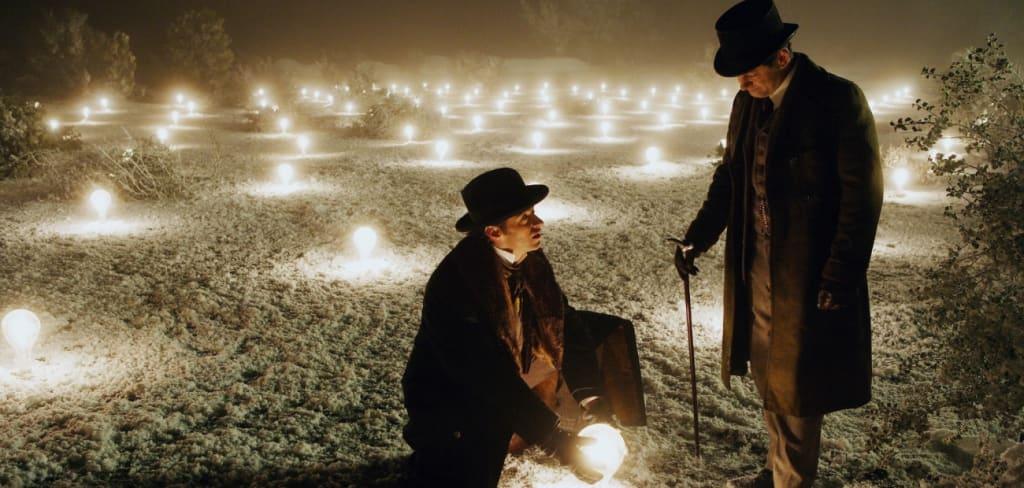 Christopher Nolan - The Prestige