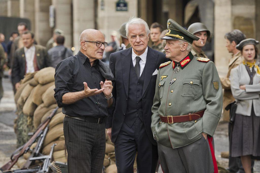 Volker Schlöndorff - Diplomacy (2014)