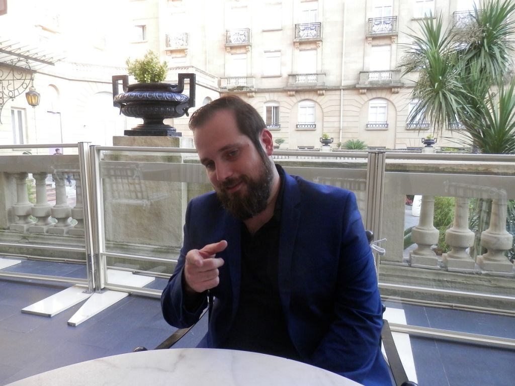 Carlos Vermut habla de Magical Girl