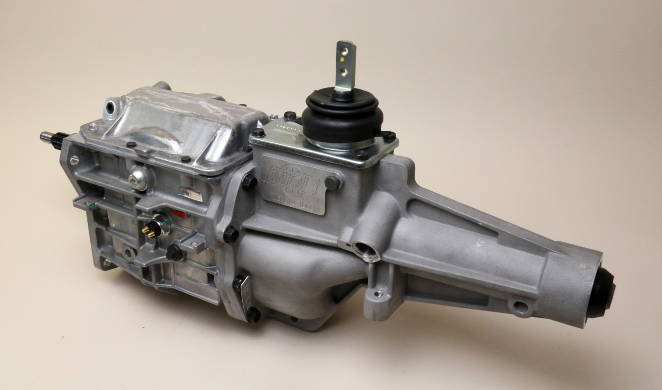 NEW PRODUCT - Front Shift T5 Tailhousing - Modern Driveline