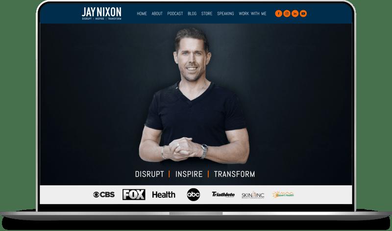 Jay Nixon Launch