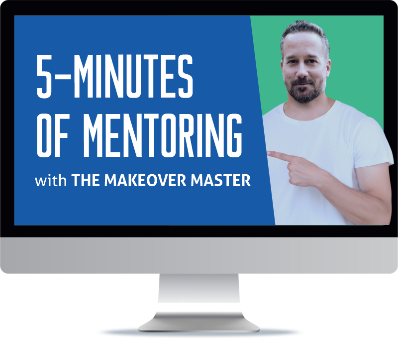 5 minutes of mentoring