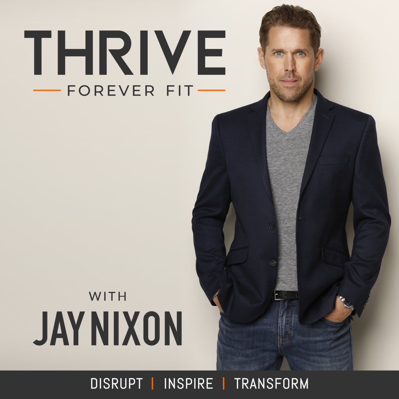 Thrive Forever Fit Podcast 3