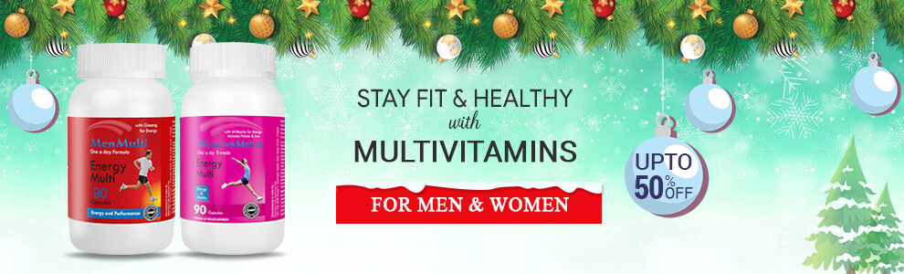 Multivitamin Products - Medsmantra