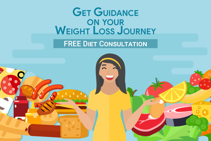 Free Diet Consultation - Medsmantra