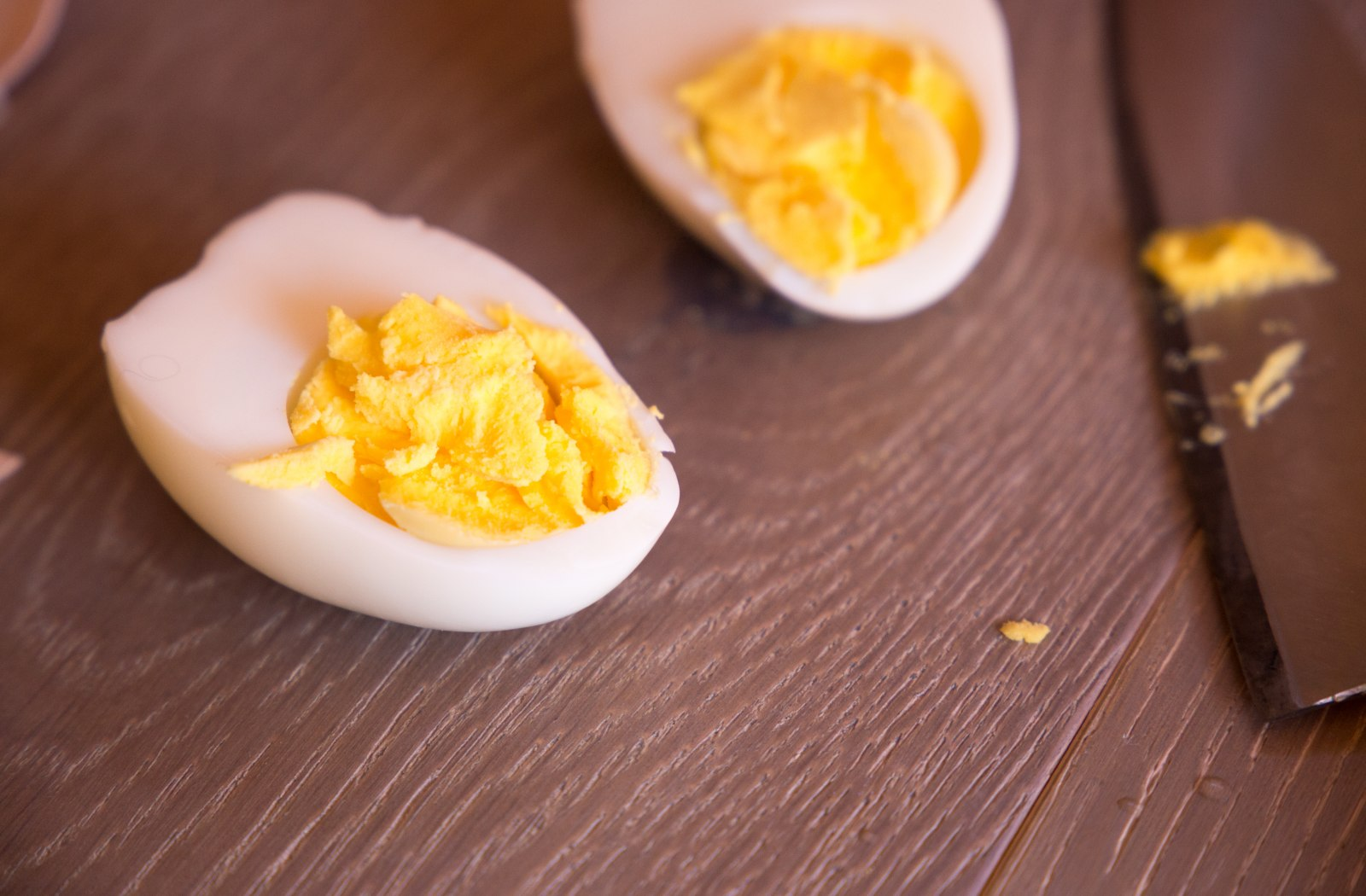 How to Make Pressure Cooker Hard Boiled Eggs image