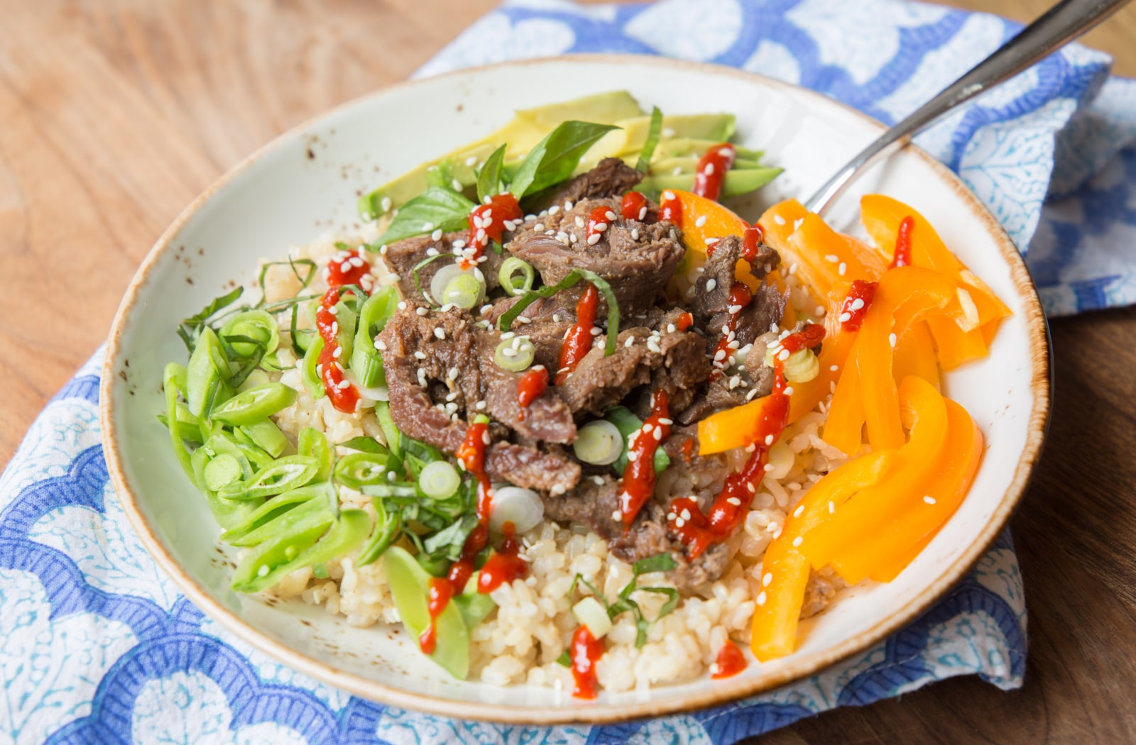 Dinner Smarter: Trader Joe's Korean Beef Bowls image
