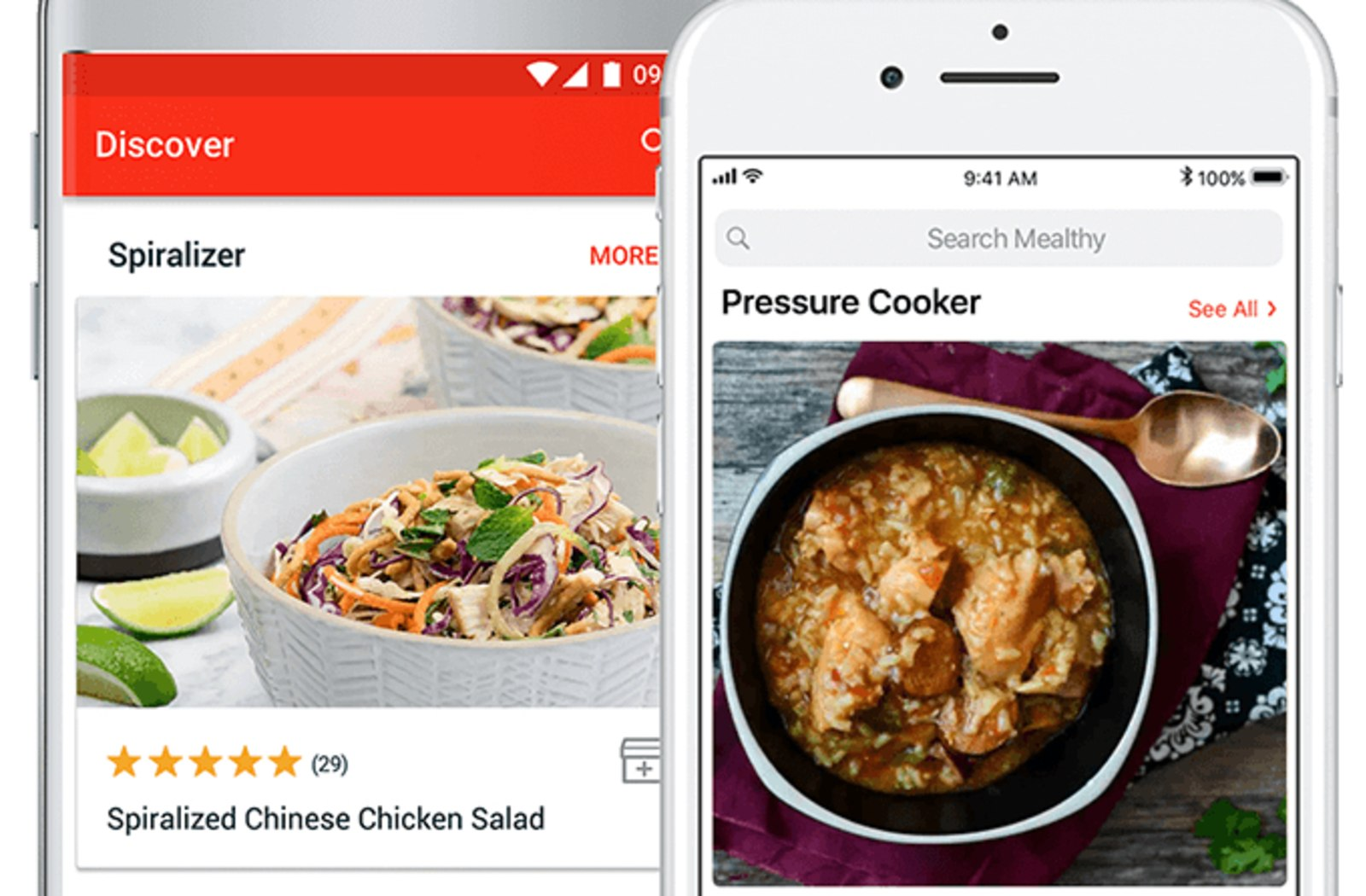 How to Use the Mealthy Recipe Apps image