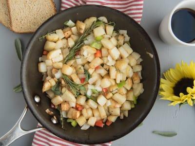 Stovetop Breakfast Potatoes