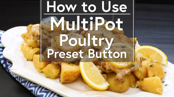 Using the Poultry Button