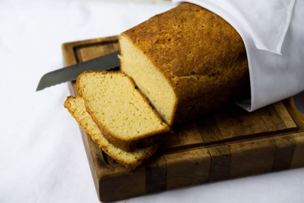 Gluten-Free Box Bread