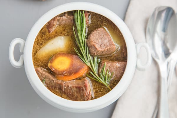 Classic Roast Beef Stew