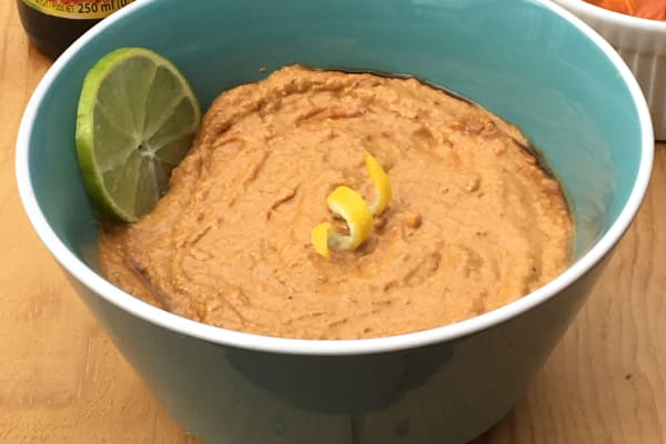 Muhammara Red Pepper Dip