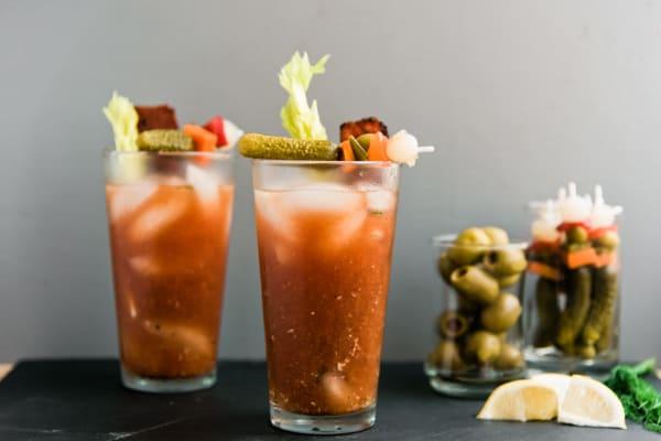 Zesty Bloody Mary