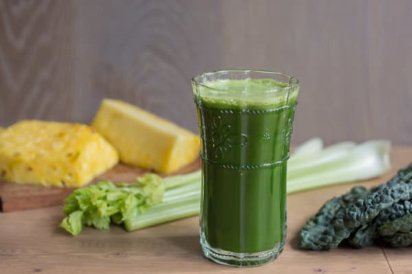 Pineapple & Kale Juice